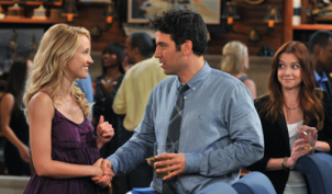"Anna Camp guest stars on How I Met Your Mother's ""Knight Vision"""