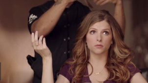 Anna Kendrick in Newcastle Brown Ale's Super Bowl Anti-Commercial