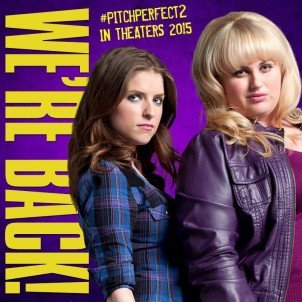 Anna Kendrick and Rebel Wilson coming back for Pitch Perfect 2!