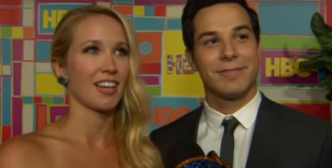 Anna Camp and Skylar Astin talk 'Pitch Perfect 2′ and 'True Blood' finale with Access Hollywood