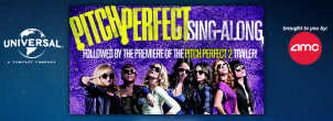 Pitch Perfect's Sing Along Tonight!